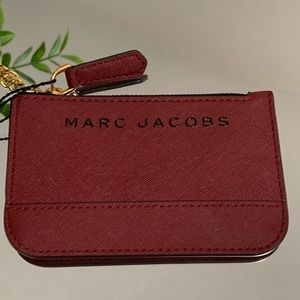 ✨Marc Jacobs ‼️SALE $90 Coin wallet Key Chain